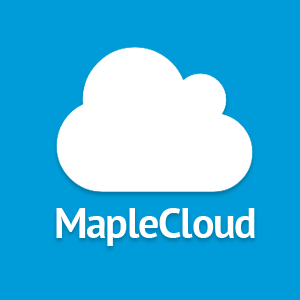 MapleCloud Logo