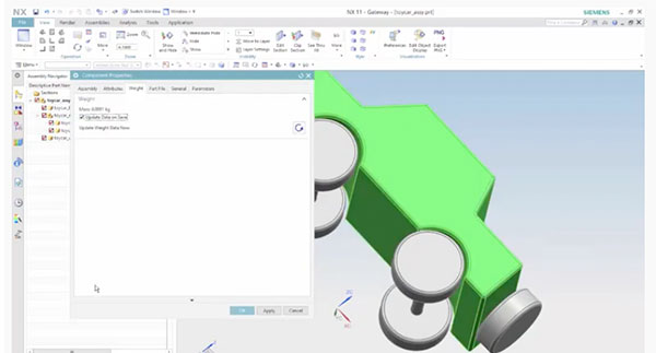 NASA JPL Demo: Integrating MapleMBSE with Siemens NX Through Syndeia