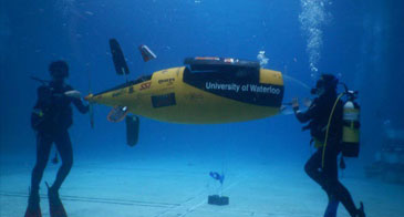 University of Waterloo Submarine Racing Team Uses Maple and MapleSim to Propel Them to New Depths
